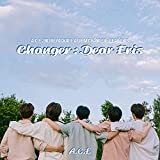 A.C.E - Changer : Dear Eris (2nd Repackage Album) Album+Pre Order Limited Folded Poster+CultureKorean Gift(Decorative Stickers,Double Sided Photocards)