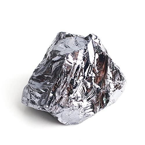 Piedra de Cristal 1 UNID TERAHERTZ CRISTAL ROCKSTONE ROCKSTONE COLOR DE TUNGSTENA MINERAL DE MINERAL DE PIEZA DE PISTONA DE PISTAS DE PIEL DE PISTA DE PISTA ( Color : Rough Terahertz , Size : 30 50g )