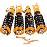 Adjustable Damper Coilovers Strut for Honda Civic 96-00/Acura Itegra 1994-2001/Civic CR-X 88-91 Suspension Spring Shock Absorber