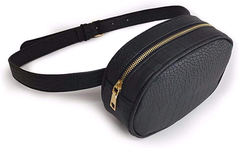JFBZS-handbag Crocodile Pattern Bag Lady Pu Fashion Pillow Bag Leisure Simple Ellipse
