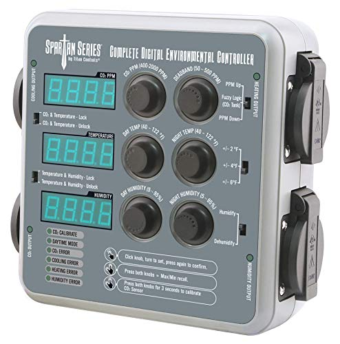Titan Controls Spartan Series Complete Digital Environmental Controller (Temperature, CO2 and Humidity)