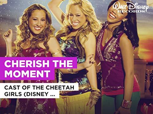Cherish The Moment al estilo de Cast of The Cheetah Girls (Disney Original)