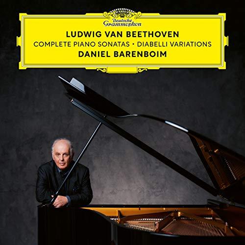 Complete Beethoven Piano Sonatas And Diabelli Variations [13 CD Box Set]