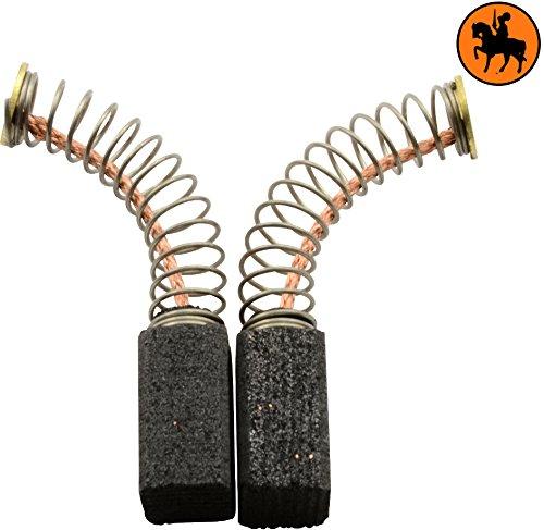 Kohlebürsten für STAYER SC205 Säge -- 6x6x11,5mm -- 2.4x2.4x4.3''