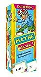 Karteibox Mathe Klasse 1: mit farbigen Karteikarten - ademo Verlag GmbH