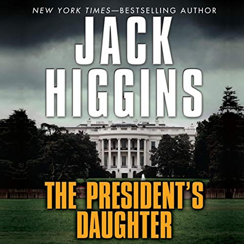The President's Daughter  By  cover art