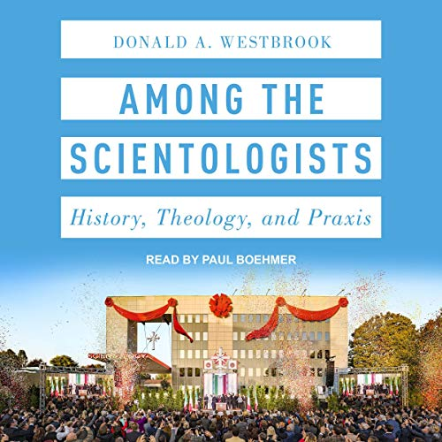 Among the Scientologists audiobook cover art
