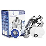 AquaBliss SF300 High Output Multi-Stage Shower Head Filter - Universal Shower Filter Reduces Dry...