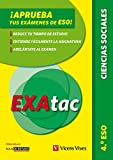 Exatac 4 ESO. Ciencias Sociales (Exatac. Castellano)