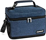 MAZFORCE LongHaul Lunch Bag Insulated Lunch Box - Spacious Pro Performance Adult Lunchbox Built to...