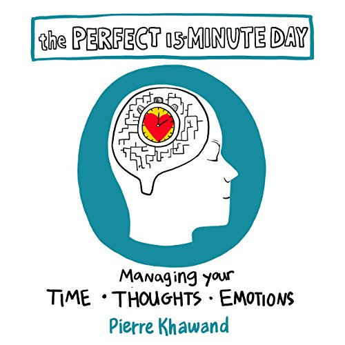 The Perfect 15-Minute Day Audiobook By Pierre Khawand cover art