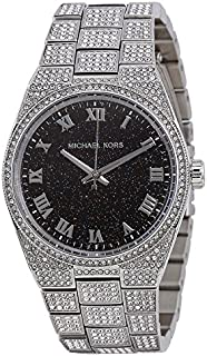 Michael Kors Womens Quartz Watch, Analog Display and Stainless Steel Strap MK6089