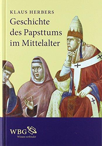 Buchseite und Rezensionen zu 'Geschichte des Papsttums im Mittelalter' von  Klaus Herbers