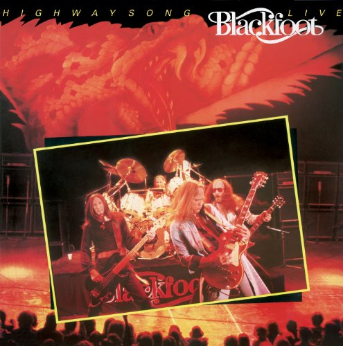 Blackfoot: Highway Song Live (Lim.Collector's Edition) (Audio CD (Limited Collector's Edition))