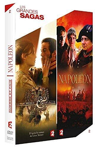 Coffret Grandes Sagas Vol. 2 Guerre et Paix/Napoléon