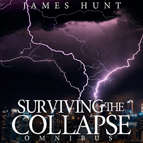 Surviving the Collapse Omnibus cover art