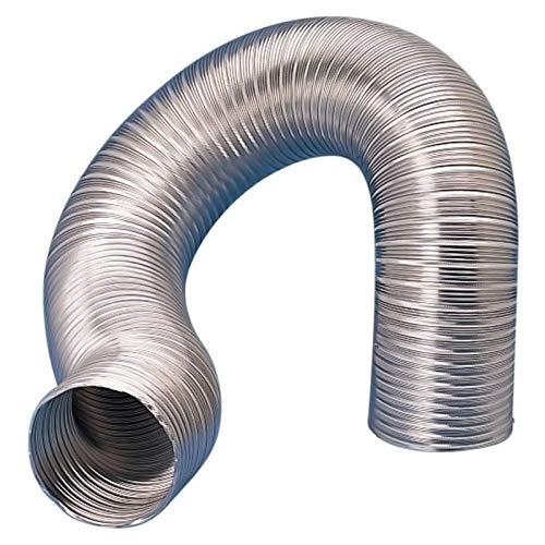 Gaine semi-rigide en aluminium - Diamètre : 150 mm - UNELVENT