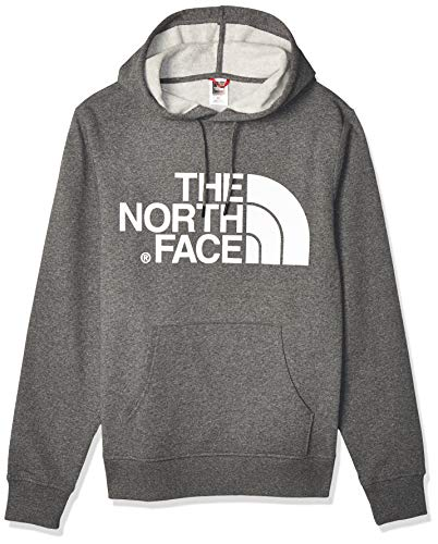 The North Face Men's Standard Hoodie Felpa con Cappuccio, M. Grey, L Uomo