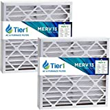 Tier1 20x20x5 Merv 13 Replacement for Skuttle #000-0448-003 Air Filter 2 Pack