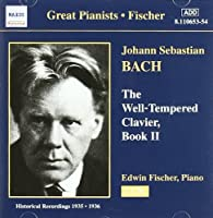 Bach: The Well-Tempered Clavier, Book 2 (2006-08-01)