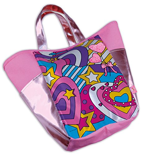 Simba 106372377 - Color Me Mine Diamond Party Fashion Bag 31 x 28 cm