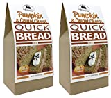 QUICK BREAD MIX - Our scrumptious sweet breads will make your mouth water- nothing smells better than a fresh baked loaf of bread! PUMPKIN & CREAM CHEESE - Pumpkin lovers delight- rich cream cheese flavor and pumpkin spice quick bread. Please note pu...
