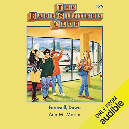 Farewell, Dawn audiobook cover art