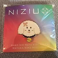NiziU ピンバッジ ニナ NINA 公式グッズ