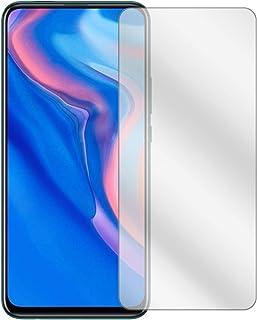 Ecultor I 3X skyddsfolie kompatibel med Huawei P Smart Z (2019) skärmskydd klar (medvetet mindre än glaset eftersom det är...