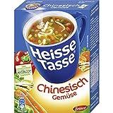 Heisse Tasse Chinesisch Gemüse á 3 Beutel á 0,15 l, 12er Pack (12 x 450 ml) (Misc.)