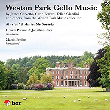 Weston Park Cello Music