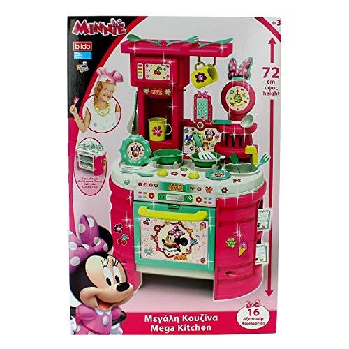 Cocina Minnie 72cm. c / 15 accesorios