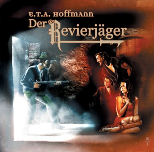 Der Revierjäger audiobook cover art