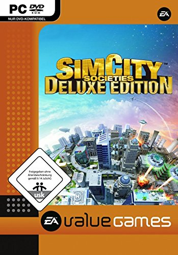 Sim City Societies - DeLuxe Edition