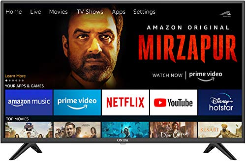 Onida 43 Inches Fire TV Edition Full HD Smart
