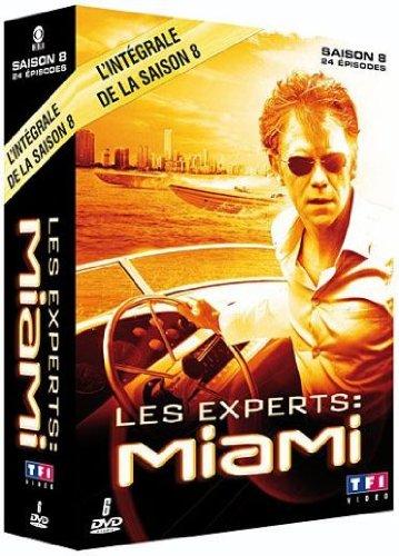 Les Experts : Miami - Saison 8 - Coffret 6 DVD