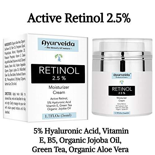 Compare prices for Vitamin C 20%, Retinol 2 5%, and 5