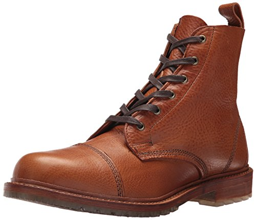 Allen Edmonds Men's Caen Cap Toe Blucher Boot Fashion, tan Grain, 11 D US