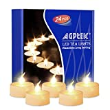 Agptek Flameless Tea Lights - Best Reviews Guide