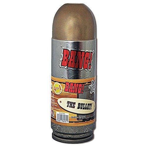ABACUSSPIELE 69161 - BANG! The Bullet - Western Kartenspiel