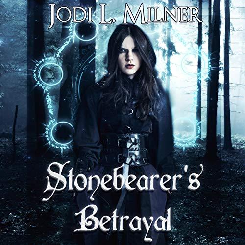Stonebearer's Betrayal audiobook cover art