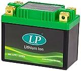 Accossato ML LFP7-308 Batteria al Litio per Suzuki VL 125 Intruder LC, 125, (2000-2007)