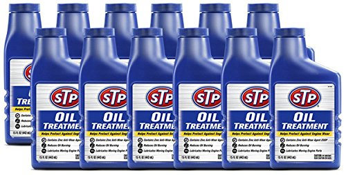 STP Oil Treatment (15 oz.) - 12 Pack