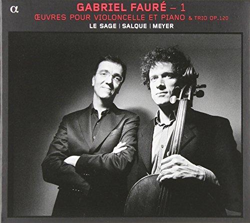 Faure: Obras Para Violonchelo Y Piano (Musica De Camara Con Piano, Vol. 1) / Le Sage, Salque, Meyer