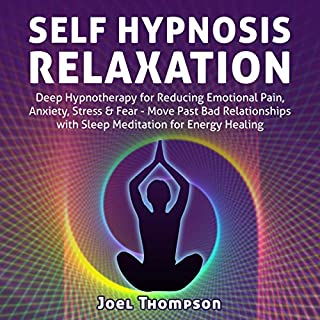 Self Hypnosis Relaxation cover art