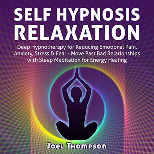 Self Hypnosis Relaxation audiobook cover art