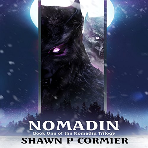 Nomadin audiobook cover art