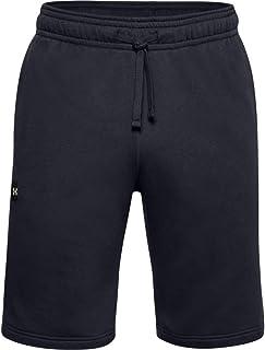 Under Armour mens Rival Fleece Shorts Shorts