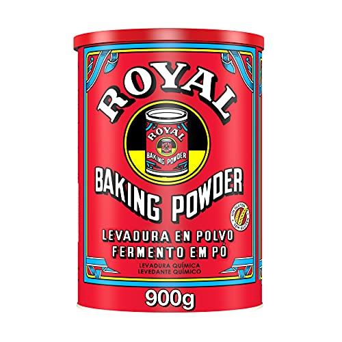 Royal - Levadura en Polvo Clásica - Bote de 900 g