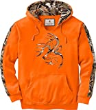 Legendary Whitetails Men's Standard Camo Outfitter Hoodie, Inferno, X-Large